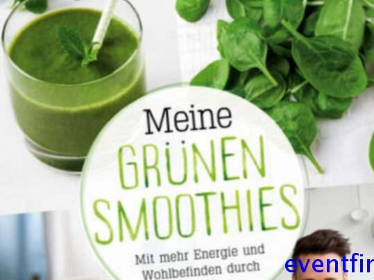 Green smoothies for athletes