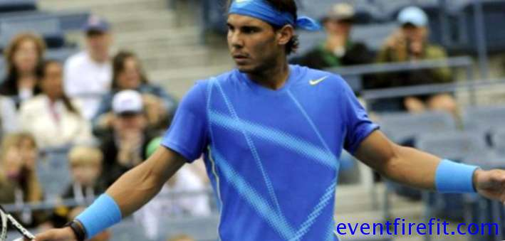 Nadal sour - Player riot at US Open