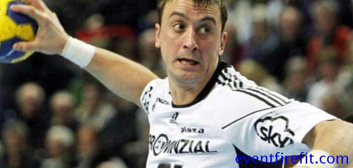 THW Kiel storm against HSV in the cup final