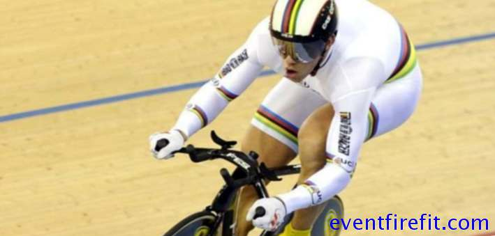 Track bike: Nimke for the fourth time 1000-m world champion