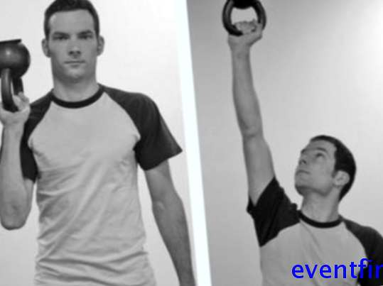 Hull stability with the kettlebell